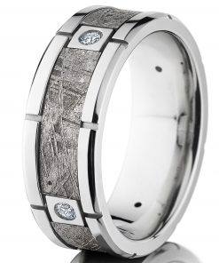 8mm Cobalt Chrome Band